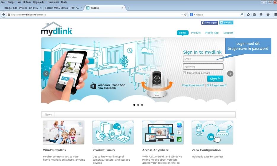 mydlink.com